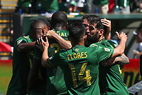 Portland Timbers vs Seattle Sounders FC, May 13, 2018