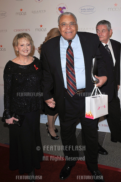 "James Earl Jones at the World AIDS Day presentation of ""Love Letters"" at the Paramount Theatre, Hollywood..December 1, 2007  Los Angeles, CA.Picture: Paul Smith / Featureflash"
