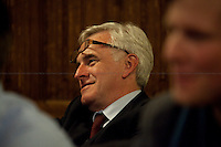 John McDonnell, MP - 2012<br />