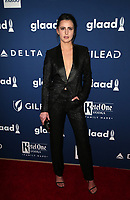 BEVERLY HILLS, CA - APRIL 12: Jaclyn, At the 29th Annual GLAAD Media Awards at The Beverly Hilton Hotel on April 12, 2018 in Beverly Hills, California. <br /> CAP/MPI/FS<br /> &copy;FS/MPI/Capital Pictures