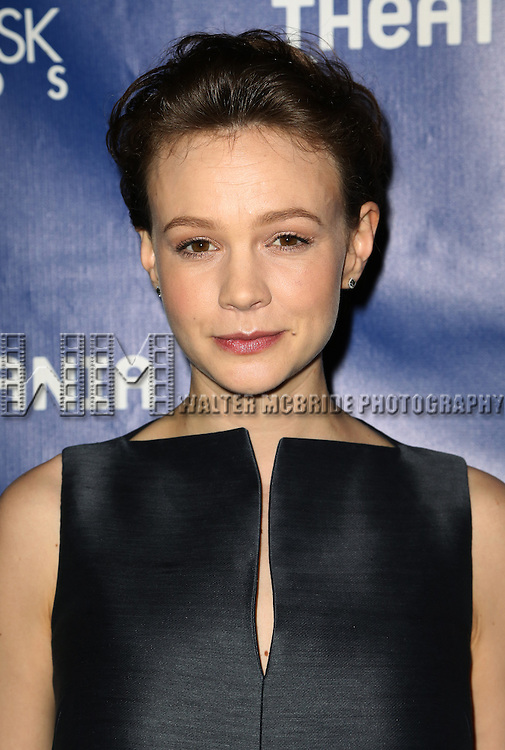 Carey Mulligan attends the 2015 Drama Desk Awards at Town Hall on May 31, 2015 in New York City.