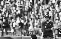 Head coach Chris Petersen ponders a tight contest against Colorado.