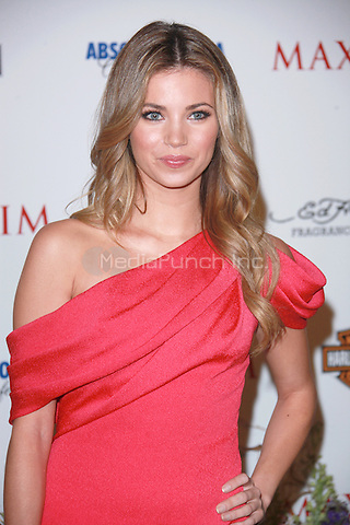 Amber Lancaster at the 11th Annual Maxim Hot 100 Party at Paramount Studios in Los Angeles, California. May 19, 2010.Credit: Dennis Van Tine/MediaPunch