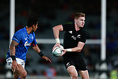 16th June 2017, Eden Park, Auckland, New Zealand; International Rugby Pasifika Challenge; New Zealand versus Samoa;  Jordie Barrett of New Zealand in action