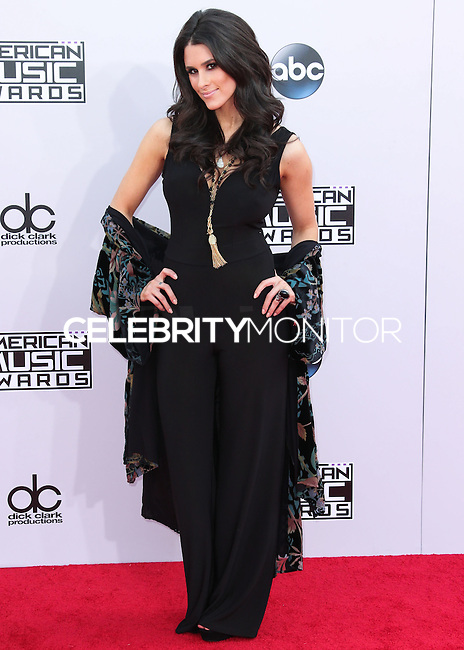 LOS ANGELES, CA, USA - NOVEMBER 23: Brittany Furlan arrives at the 2014 American Music Awards held at Nokia Theatre L.A. Live on November 23, 2014 in Los Angeles, California, United States. (Photo by Xavier Collin/Celebrity Monitor)