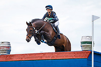AUS-Lissa Green rides Carraggio Z during the Cross Country for the CCI3*-S Section B. 2019 GBR-Barbury Castle International Horse Trial. Wiltshire, Great Britain. Saturday 6 July. Copyright Photo: Libby Law Photography