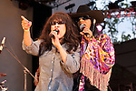 Question Mark & the Mysterians joined by the legendary Ronnie Spector at Lincoln Center NYC for the  Ponderosa Stomp/Detroit Breakdown 7/31/2010.