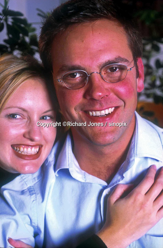 James Murdoch, Chairman of Star TV.<br /> &copy; Richard Jones/Sinopix