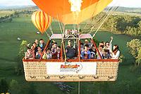 20160223 February 23 Hot Air Balloon Gold Coast