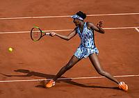 Paris, France, 4 June, 2017, Tennis, French Open, Roland Garros, Venus Williams (USA)<br /> Photo: Henk Koster/tennisimages.com
