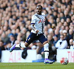 Tottenham's Danny Rose in action during the Premier League match at White Hart Lane Stadium.  Photo credit should read: David Klein/Sportimage
