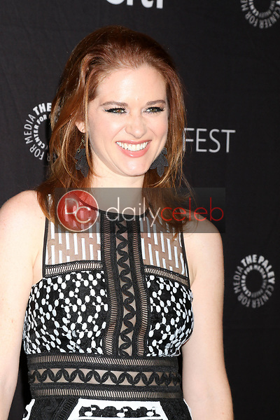 "Sarah Drew<br /> at ""Grey's Anatomy"" at the 34th Annual PaleyFest, Dolby Theater, Los Angeles, CA 03-19-17<br /> David Edwards/DailyCeleb.com 818-249-4998"