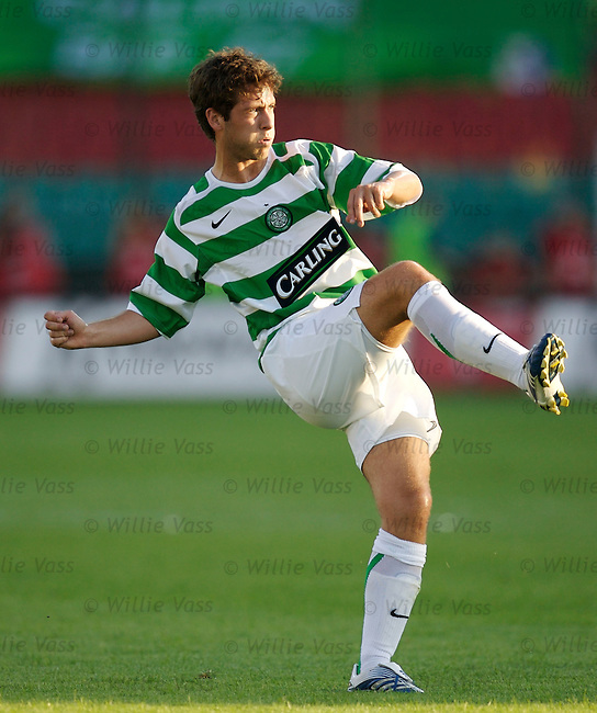 Paul Lawson, Celtic.stock season 2006-2007.pic willie vass