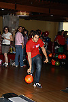 One Life To Live's Lenny Platt at the Daytime Stars and Strikes Charity Event to benefit the American Cancer Society at the Bowlmore Lanes, New York City, New York. (Photo by Sue Coflin/Max Photos)