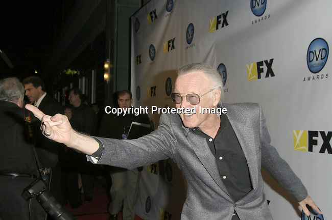 Stan Lee<br />The 3rd Annual DVD Exclusive Awards<br />The Wiltern Theater LG<br />Los Angeles, CA, USA<br />December 2, 2003 <br />Photo By Celebrityvibe.com /Photovibe.com