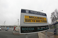 A general view of The Deepdale Stadium home to Preston North End<br /> <br /> Photographer Mick Walker/CameraSport<br /> <br /> The EFL Sky Bet Championship -  Preston North End v Millwall - Saturday 15th December 2018 - Deepdale-Preston<br /> <br /> World Copyright &copy; 2018 CameraSport. All rights reserved. 43 Linden Ave. Countesthorpe. Leicester. England. LE8 5PG - Tel: +44 (0) 116 277 4147 - admin@camerasport.com - www.camerasport.com