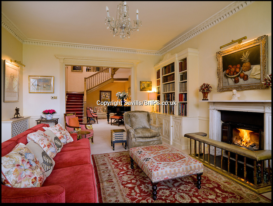 BNPS.co.uk (01202) 558833<br /> Picture: Savills<br /> <br /> The manor house that was immortalised in the classic film the French Lieutenant's Woman has gone on the market for £3million. Ware House, near Lyme Regis in Dorset, boasts some of the most stunning sea views in Britain, which include 26 miles of coastline with not a single property in sight. The six bed Regency house, that is owned by Winston Churchill's grand-daughter-in-law, featured heavily in the 1981 period movie starring Meryl Streep and Jeremy Irons. Minnie Churchill has lived in the 200-year-old property for the last 14 years but is now downsizing and has put it up for sale.