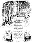 The Daisy (illustrated poem).