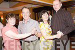 Ceili: Having a.great night at the.Comhaltas Ceili.in the Arms.Hotel, Listowel,.on Saturday