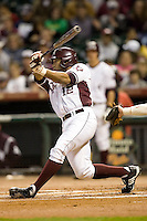 Colligan, Kyle 4074.jpg. Houston Cougars vs Texas A&M Aggies in NCAA Baseball. Houston College Classic at Minute Maid Park on March 1st 2009 in Houston, Texas. Photo by Andrew Woolley.