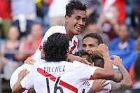 Copa America, Haiti (HAI) vs Peru (PER), June 4, 2016