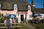 Sorrel Horse pub, Shottisham, Suffolk, England