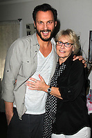 Mark Gantt and mother<br />