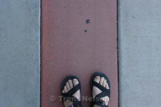 Cedar City - trent feet. Saturday May 30, 2009.