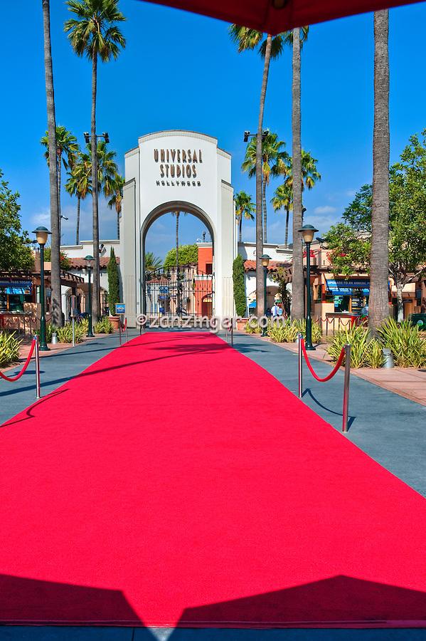Red Carpet, Runway,  Universal Studios, Universal City, CA, Citywalk, holiday,  travel, us, usa, vacation,
