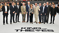 "SEP 12 ""King of Thieves"" world film premiere"