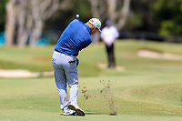 Ross McGowan (ENG) on the 9th fairway during Round 3 of the Australian PGA Championship at  RACV Royal Pines Resort, Gold Coast, Queensland, Australia. 21/12/2019.<br /> Picture Thos Caffrey / Golffile.ie<br /> <br /> All photo usage must carry mandatory copyright credit (© Golffile | Thos Caffrey)