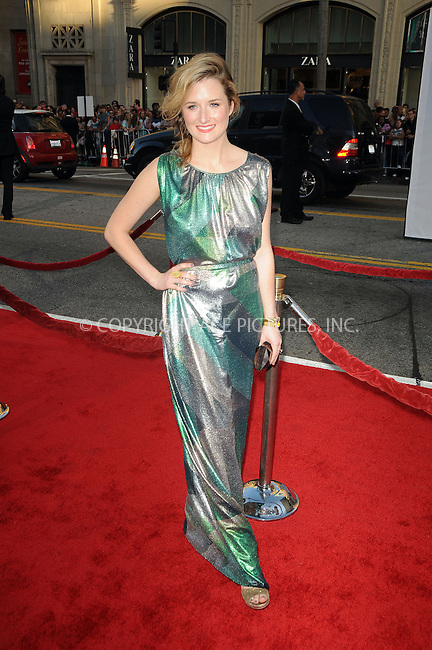 WWW.ACEPIXS.COM . . . . .  ....June 27 2011, Los Angeles....Actress Grace Gummer arriving at the Premiere of  'Larry Crowne' at Grauman's Chinese Theatre on June 27, 2011 in Hollywood, California....Please byline: PETER WEST - ACE PICTURES.... *** ***..Ace Pictures, Inc:  ..Philip Vaughan (212) 243-8787 or (646) 679 0430..e-mail: info@acepixs.com..web: http://www.acepixs.com