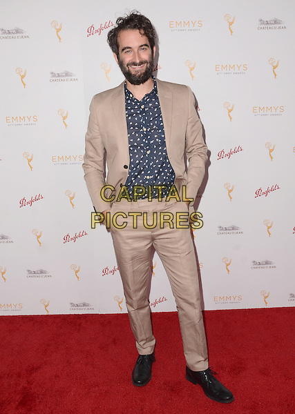 09 September  2015 - Beverly Hills, California - Jay Duplass. Arrivals for the Television Academy's 67th Emmy Award Nominees for Outstanding Casting held at TheMontage Beverly Hills.   <br /> CAP/ADM/BT<br /> &copy;Birdie Thompson/AdMedia/Capital Pictures