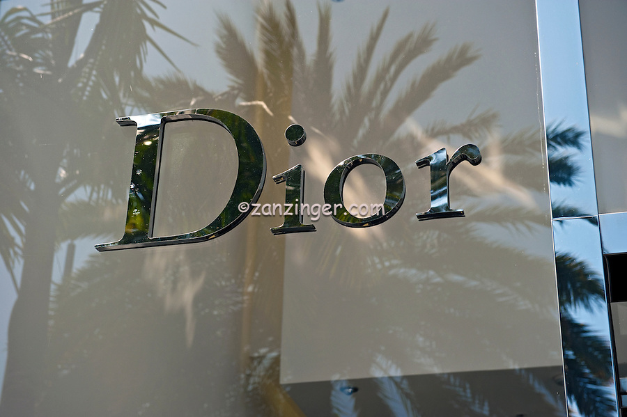 Dior Rodeo Drive, Beverly Hills, CA, Luxury, Boutique,<br />