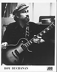 Roy Buchanan..promo from Photofeatures..