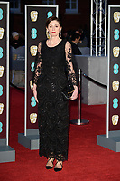 Amanda Berry arriving for the BAFTA Film Awards 2018 at the Royal Albert Hall, London, UK. <br /> 18 February  2018<br /> Picture: Steve Vas/Featureflash/SilverHub 0208 004 5359 sales@silverhubmedia.com