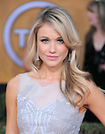Angela KinseyKatrina Bowden at 19th Annual Screen Actors Guild Awards® at the Shrine Auditorium in Los Angeles, California on January 27,2013                                                                   Copyright 2013 Hollywood Press Agency