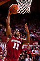 27 December 2011: Wisconsin Badgers scores with a lay up against the Nebraska Cornhuskers during the first half at the Devaney Sports Center in Lincoln, Nebraska. Wisconsin defeated Nebraska 64 to 40.