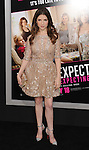 HOLLYWOOD, CA - MAY 14: Anna Kendrick attends the Los Angeles premiere of 'What To Expect When You're Expecting' at Grauman's Chinese Theatre on May 14, 2012 in Hollywood, California.