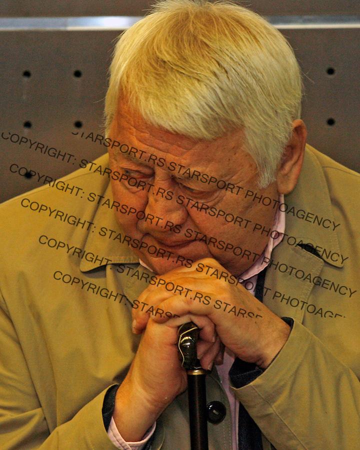 Sudjenje, Vladimir Cvetkovic, 2.11.2011.  (© photo: Pedja Milosavljevic / thepedja@gmail.com / 381641260959 )