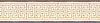 "9 1/4"" Maze border, a hand-cut stone mosaic, shown in polished Giallo Reale, Thassos, Rojo Alicante, and Bardiglio."