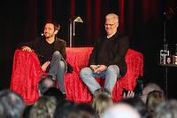 Die Autoren Joe Fischler und Michael Kibler