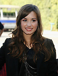 UNIVERSAL CITY, CA. - September 14: Singer Demi Lovato arrives at The City of Hope Benefit Concert at Gibson Amphitheater on September 14, 2008 in Universal City, California.