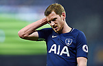 Jan Vertonghen of Tottenham Hotspur during the premier league match at the Etihad Stadium, Manchester. Picture date 16th December 2017. Picture credit should read: Robin ParkerSportimage