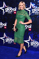 Jenni Falconer<br /> arriving for the Global Awards 2020 at the Eventim Apollo Hammersmith, London.<br /> <br /> ©Ash Knotek  D3559 05/03/2020
