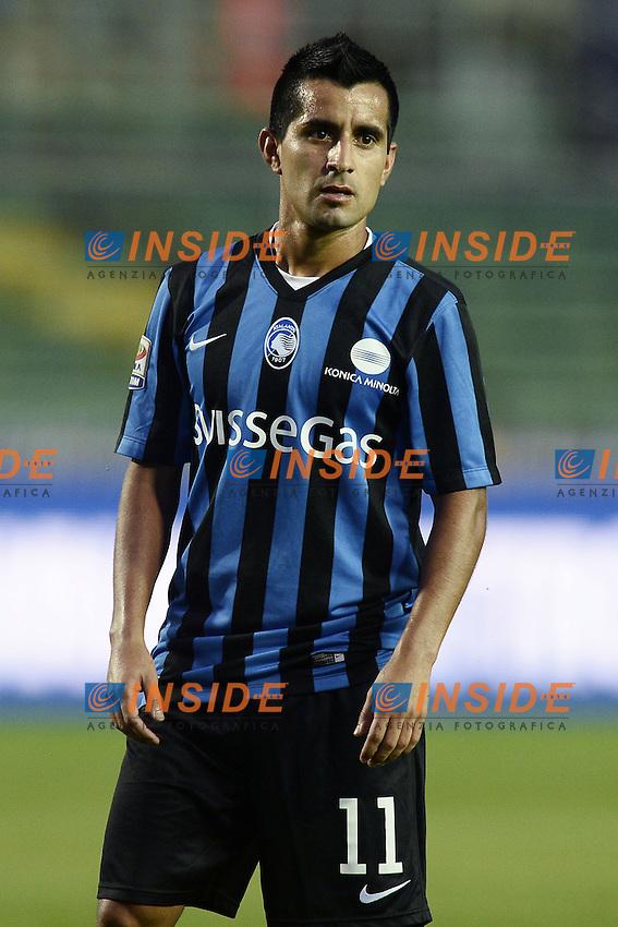 Maxi Moralez Atalanta <br /> Bergamo 02-08-2014 Stadio Atleti Azzurri d'Italia <br /> Calcio 2014/2015 Atalanta - Nantes <br /> Foto Daniele Buffa / Image/ Insidefoto