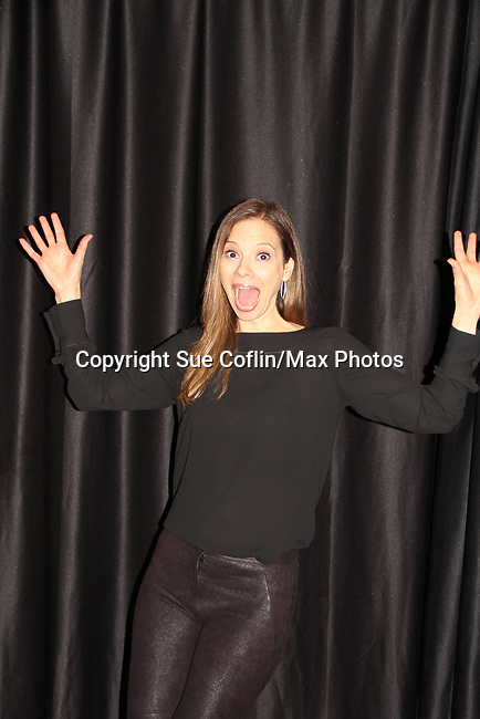 "General Hospital's actor  Tamara Braun ""Kim Nero""- on October 5, 2019 at the Hollywood Casino, Columbus, Ohio with a Q & A and a VIP meet and greet. (Photo by Sue Coflin/Max Photo)"