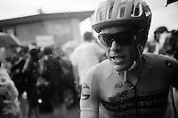 Andrew Talansky (USA/Cannondale-Garmin) after finishing<br /> <br /> stage 12: Lannemezan - Plateau de Beille (195km)<br /> 2015 Tour de France