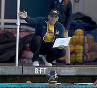 BERKELEY, CA,. October 2, 2016— California Men's Water Polo vs San Jose at Spieker Aquatics Complex . Cal won 16-9.