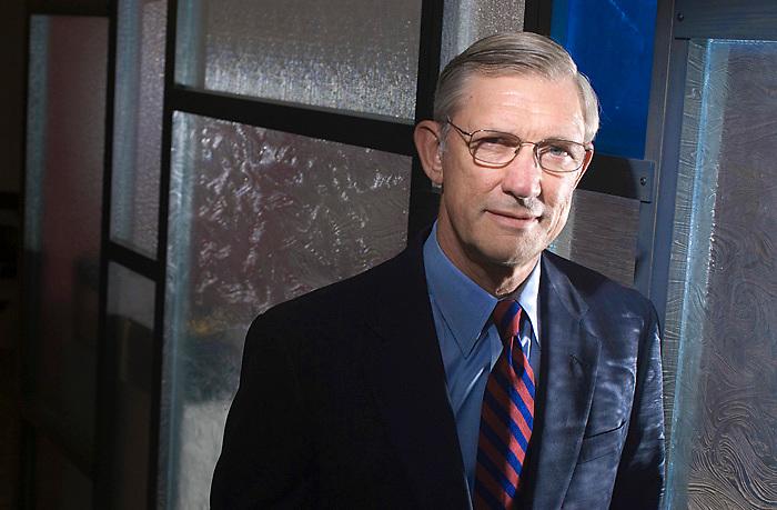 Karl Krumbholz, Assistant Commissioner for Service Development at GSA's Office of Service Development. August, 20, 2007 (James J. Lee / Federal Times)